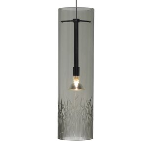 LBL Lighting Springview 1-Light Cylinder Pendant