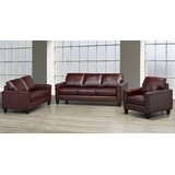 Deboer 3 Piece Living Room Set by Darby Home Co