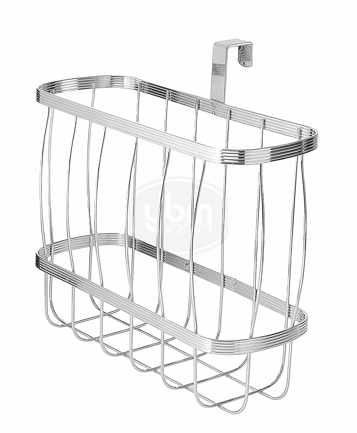 Rebrilliant Over The Tank Magazine Rack Reviews Wayfair