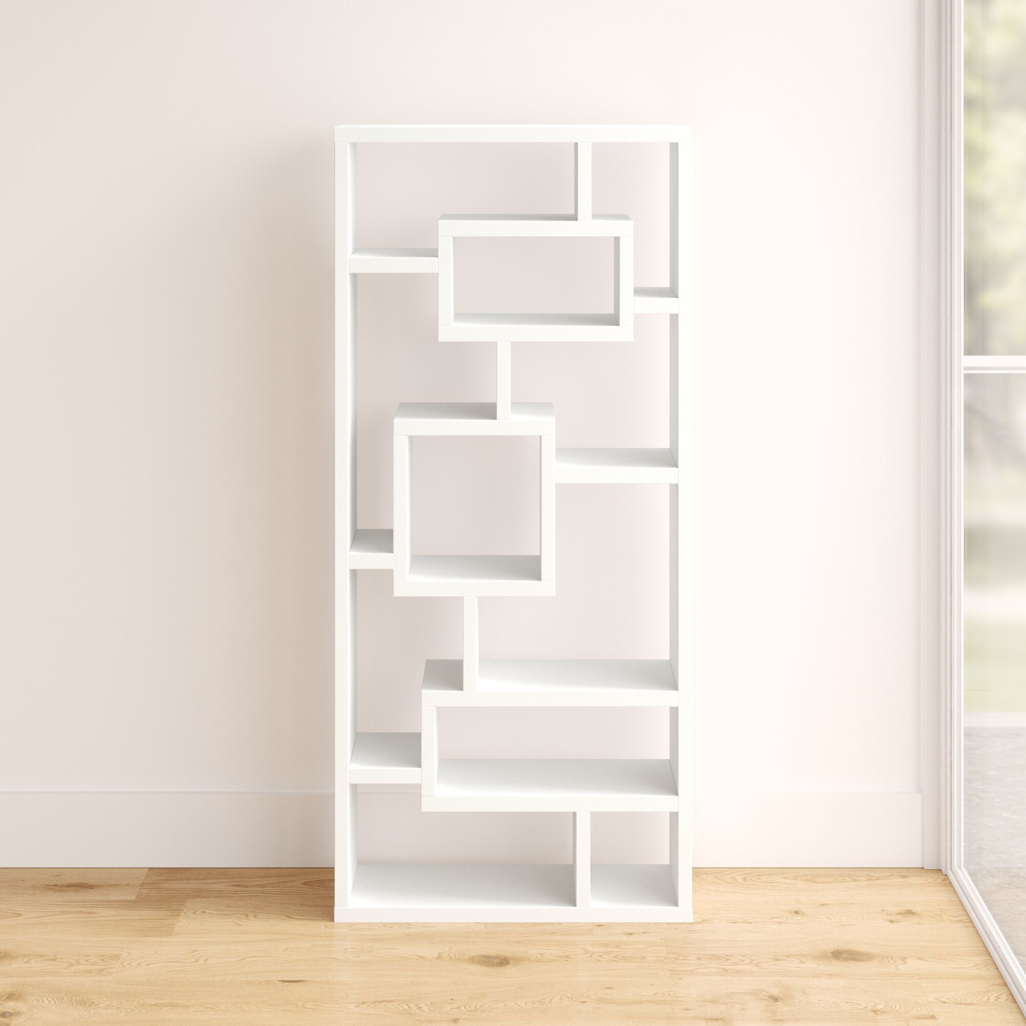 Cleisthenes Geometric Bookcase