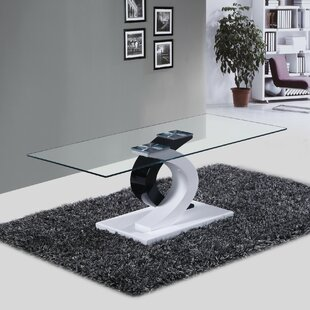 Affordable Price Milano Coffee Table by Fab Glass and Mirror Reviews (2019) & Buyer's Guide
