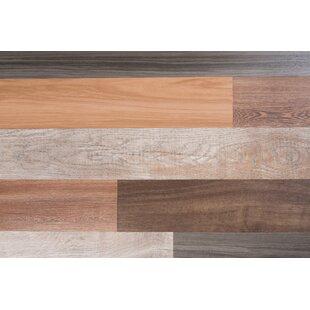 Versaplank  6 inch  x 48 inch  x 2.5mm Vinyl Plank