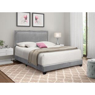 Carnesville Upholstered Panel Bed