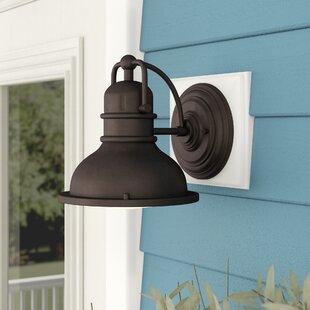 Trent Austin Design Campbell Hill 1-Light Outdoor Barn Light
