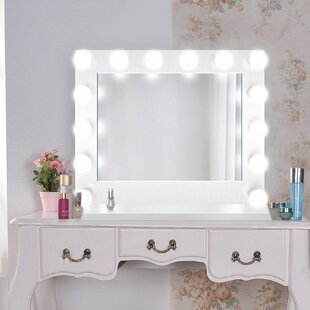 Compare & Buy Laleia Makeup/Shaving Mirror By Symple Stuff