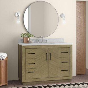 Eldon 48 Single Bathroom Vanity Set