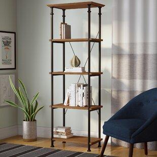 Best Zona Etagere Bookcase ByMercury Row