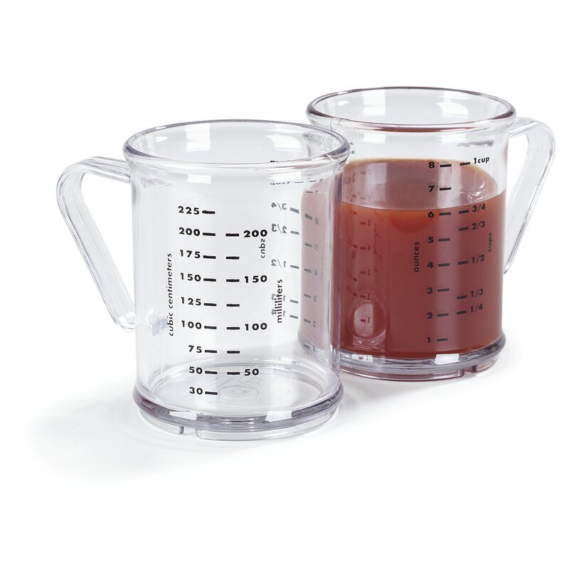 Carlisle Food Service Products 1 Cup Plastic Measuring Cup Wayfair