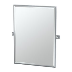 Elevate Framed Rectangle Mirror