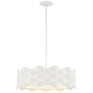 Orren Ellis Sigma 1-Light LED Pendant