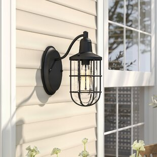Linjia Outdoor Wall Lantern
