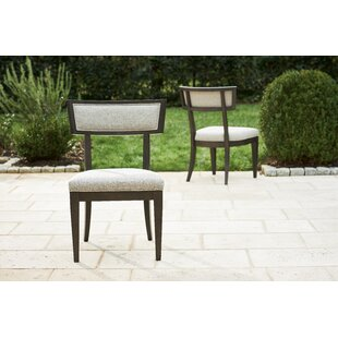 Longe Solid Wood Dining Chair (Set of 2) Rosdorf Park