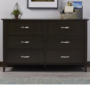 Philippa 6 Drawer Double Dresser
