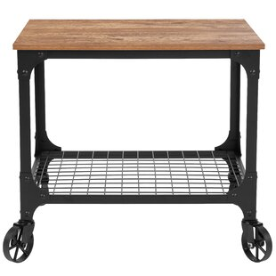 Moye Bar Cart by Gracie Oaks
