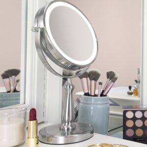 Bathroom Mirror You Look Fine round mirrors you'll love | wayfair