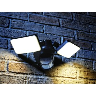 Shalon Security Light With Motion Sensor By Sol 72 Outdoor