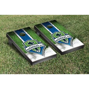 MLS Vintage Version Cornhole Game Set