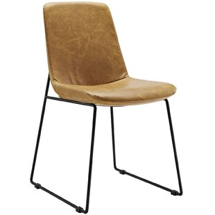 Check Prices Invite Dining Vinyl Side Chair by Modway Reviews (2019) & Buyer's Guide