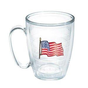 American Pride American Flag Coffee Mug