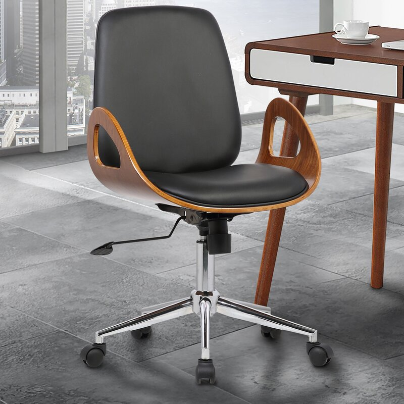 Erving Mid-Century Desk Chair