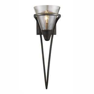 Buying Capri 1-Light Wall Sconce By Bloomsbury Market