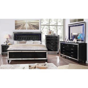 Shanitaortia 3 Drawer Nightstand by House of Hampton