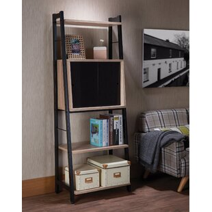 Upshaw Leaning Ladder Bookcase