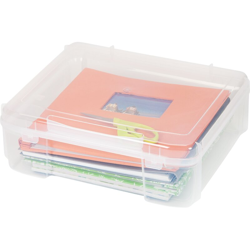 Scrapbook Storage Case