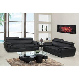 Teagan 2 Piece Living Room Set..