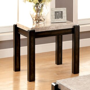 Read Reviews Bristol End Table By Darby Home Co