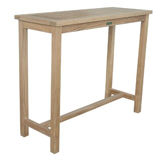 Windsor Wooden Bar Table