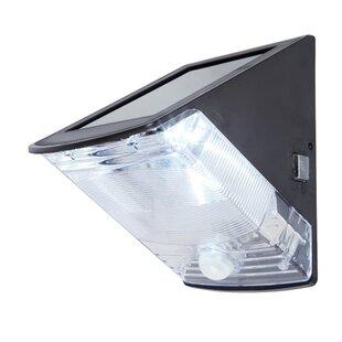 Sales Lidia LED Outdoor Flush Mount With PIR Sensor