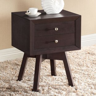Clavene 1 Drawer Nightstand