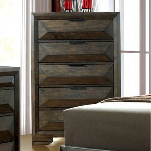 Mitchell 5 Standard Dresser/Chest by Union Rustic