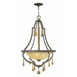 Hinkley Lighting Cordoba 3-Light Bowl Pendant