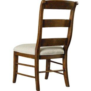 Archivist Ladderback Upholstered Dining C..