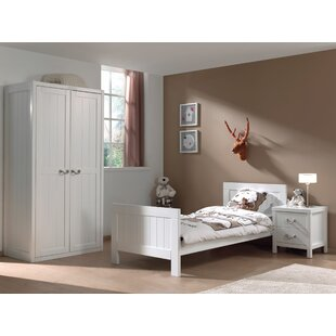 Anthony 3 Piece Bedroom Set By Harriet Bee