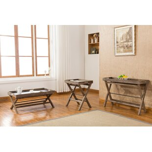 Callendale Coffee Table by Gracie Oaks