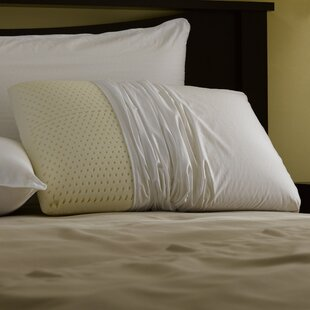 Restful Nights® Even Form Talalay Latex Cotton Pillow