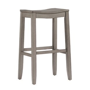 Hughesville Saddle Bar Stool