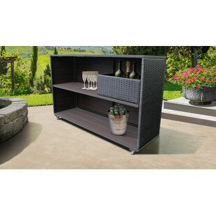 Fernando Bar Cart by Sol 72 Outdoor