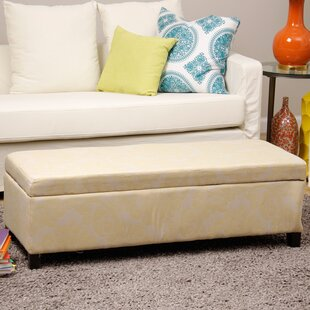 Donahue Upholstered Storage Bench