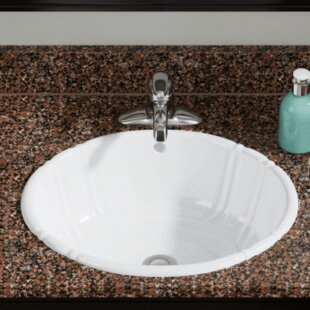 Shop For Vitreous China Oval Vessel Bathroom Sink By Polaris Sinks