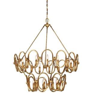 Metropolitan by Minka Clairpointe 24-Light Pendant