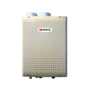 Noritz Indoor Condensing Direct Ventilation Tankless Water Heater
