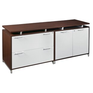 Maverick Contemporary 2 Door Credenza by Brayden Studio