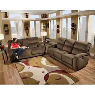 Fandango Reclining Configurable Living Room Set