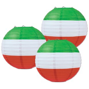 Paper Lanterns (Set of 2)