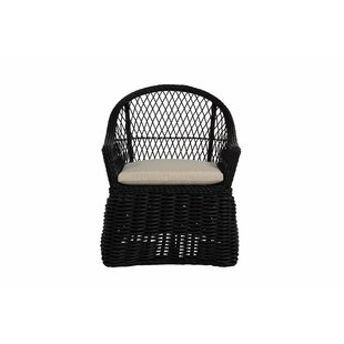 Soho Patio Chair with Cushions by Summer Classics
