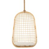 Gaige Grid Rattan Swing Chair
